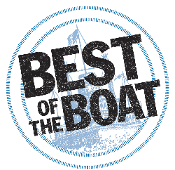 Best of the Boat, personal Trainer logo