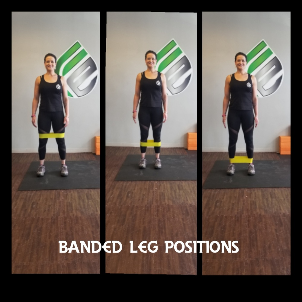 Banded Leg Positions