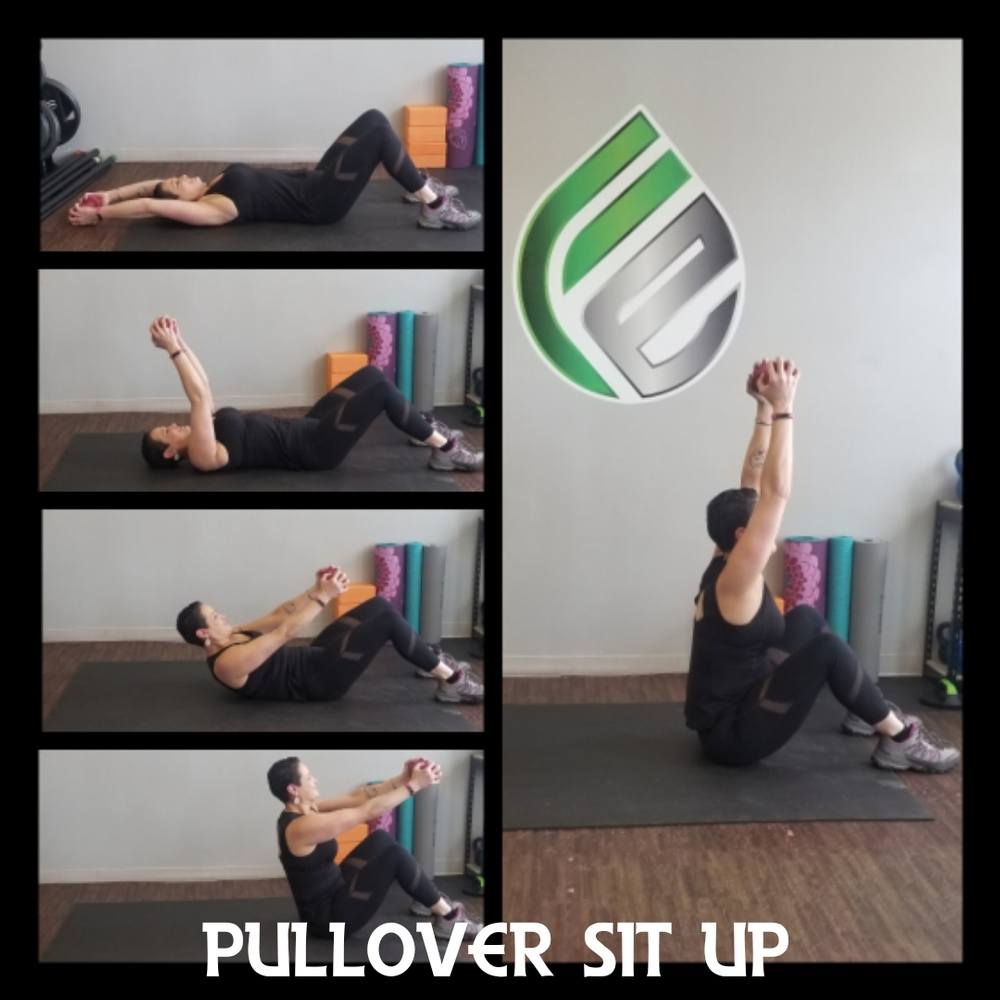 Pull Sit Up